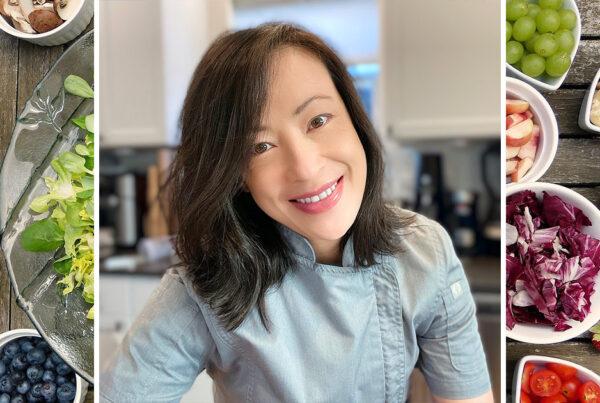 Chef Kim Ngo HY workshop